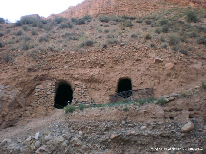 Trogloscopie, le Maroc