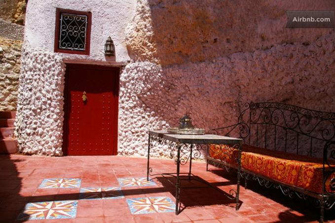 Trogloscopie au Maroc (2)