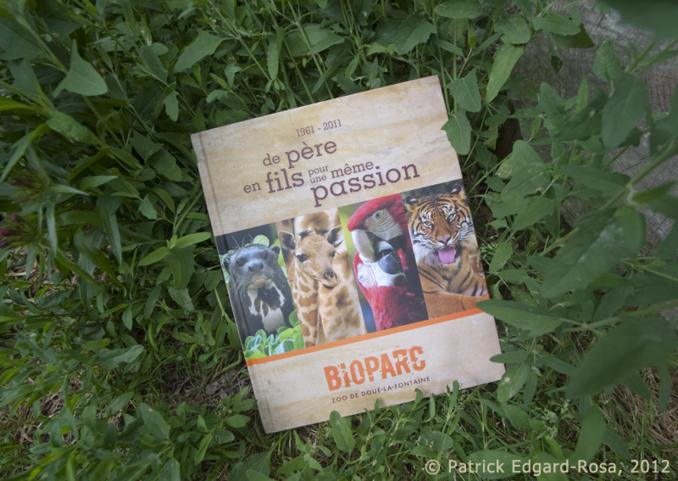 """le Bioparc, par """"le petit bout de la lorgnette"""" (1)"""