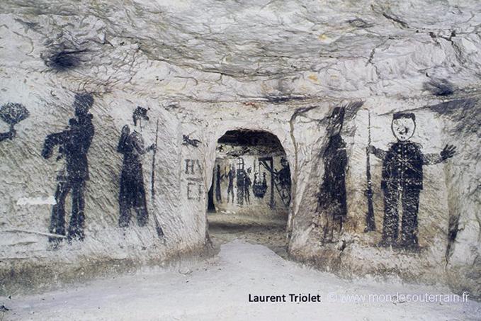 Jérôme et Laurent Triolet, deux experts du monde souterrain