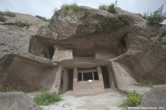 Guyaju, un site troglodytique mystérieux