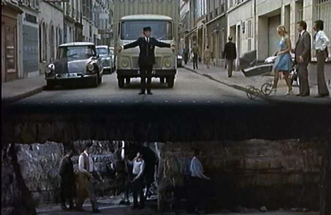 """Souterrains,  """"bas fonds"""" et troglos (2) : Les Gaspards"""