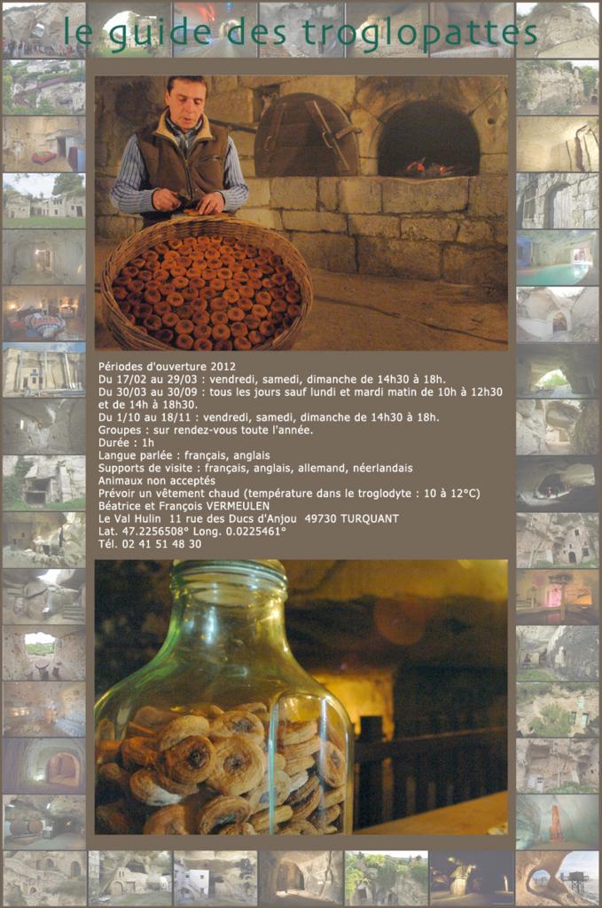 Les Pommes tapées, Turquant