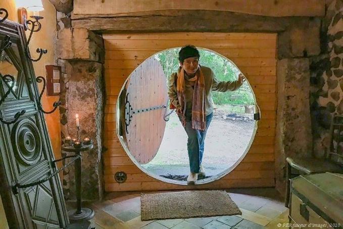 La Pierre Ronde, chez les  Hobbits!