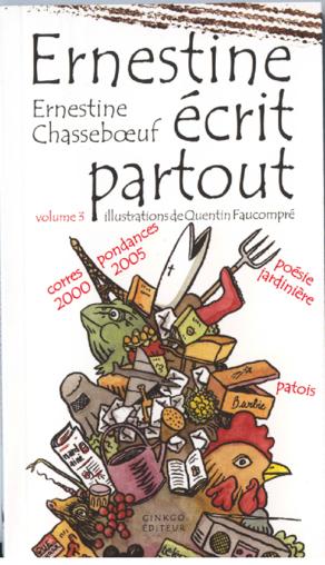 Chronique troglo : Ernestine Chasseboeuf