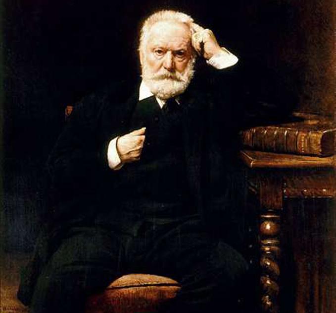 Victor Hugo (1802-1885) par Léon Bonnat (1833-1922)