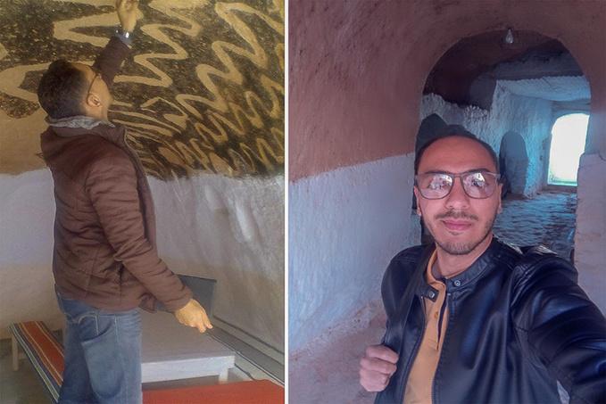 Matmata, Tunisie