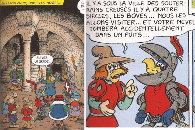 """Quizz 2, les """"boves """" d'Arras"""