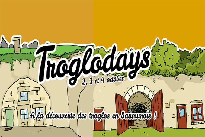 Troglodays, première !