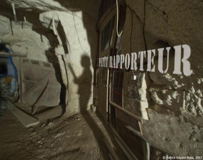 """Le Petit Rapporteur """"claustro"""""""
