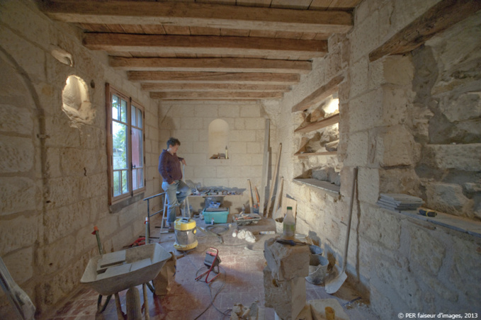 Les travaux chez les Trogs (1)