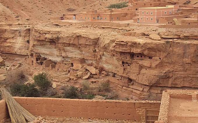 « Troglotter » sans frontière : le Maroc
