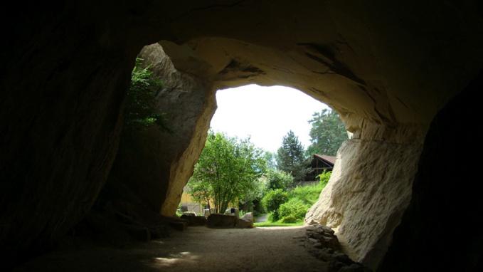 La grotte d' Emma Kunz