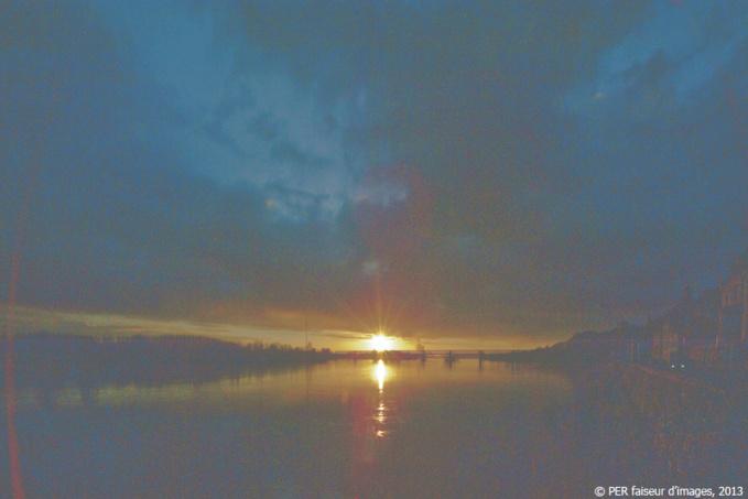 Vues sur Loire, les troglonautes, Parnay