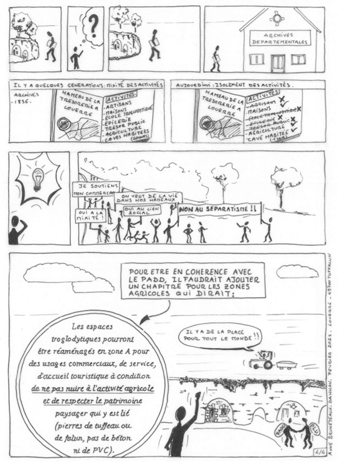 Troglos et PLU(i)