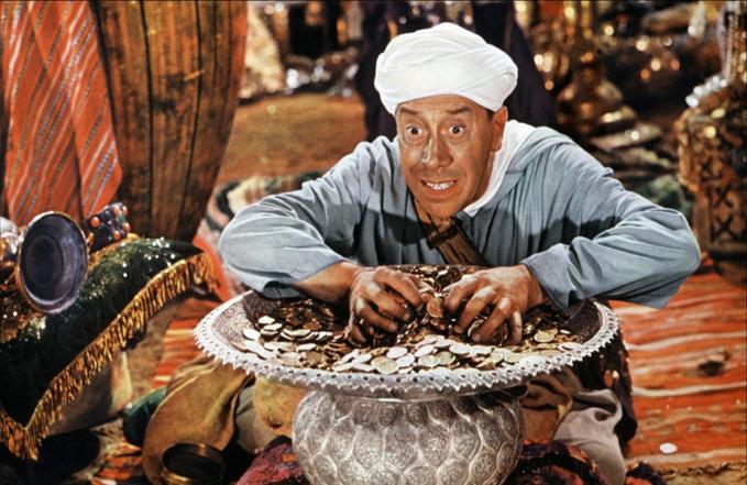 Il était une fois … Ali Baba et les quarante voleurs