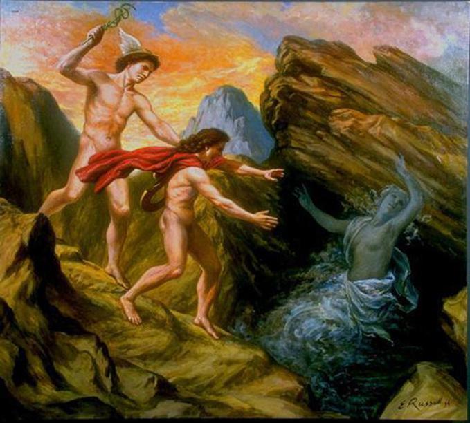 Mythologie du monde souterrain : Orphée aux Enfers (1)