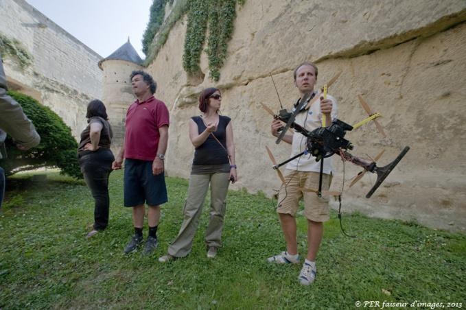 Troglos drones story