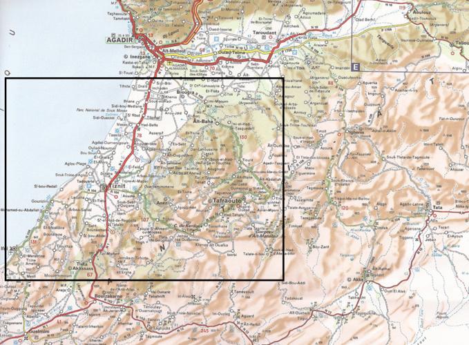 Le Maroc des troglos