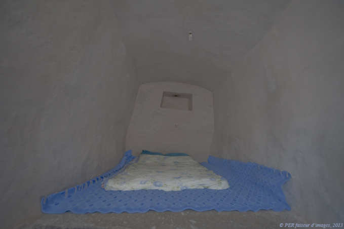 La grotte de Mohammed