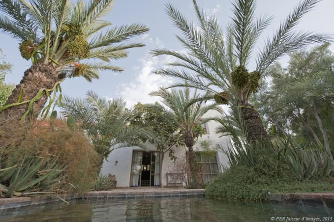 Dar Al Hossoun, le jardin des architectes. (1)