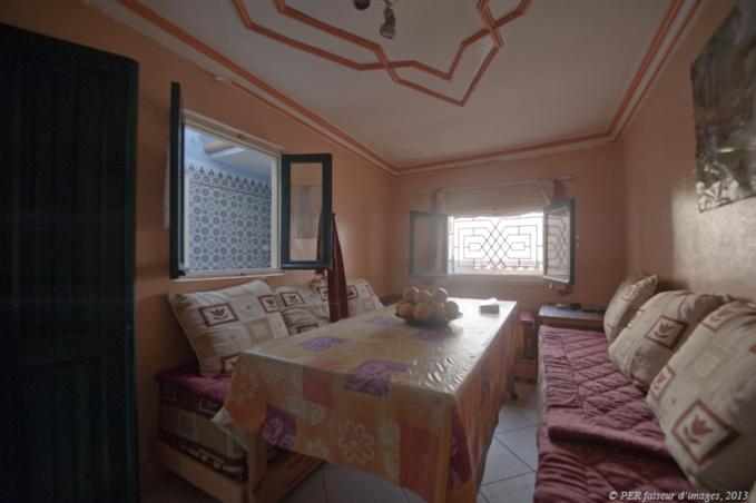 Troglo-tourisme à la marocaine