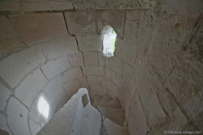 L'église de Parnay restaurée?