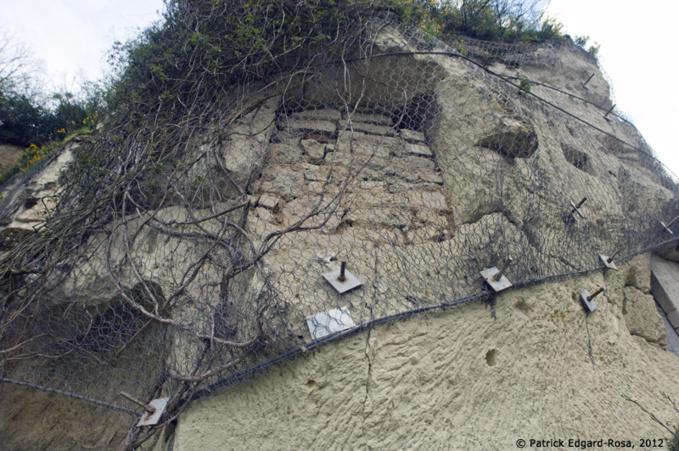 Les cavités souterraines en question