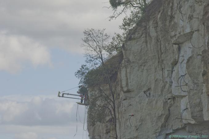 Mine de gruyère à Montsoreau (2)
