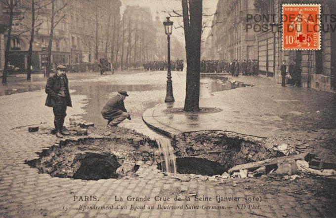 Les égouts de Paris (2) : une Histoire au long cours