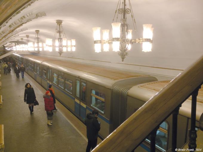 Le métro de Moscou (2)