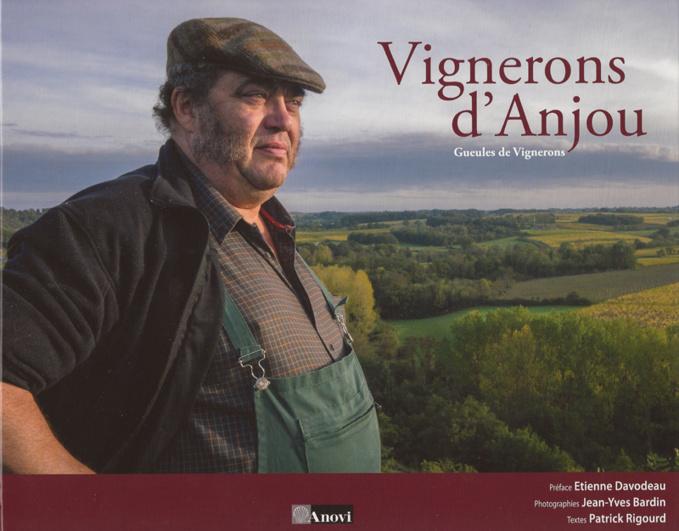 Vignerons d'Anjou, le livre