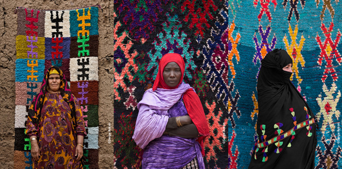 Aux confins du Maroc
