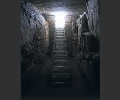 l'escalier de lumière