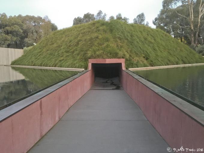 Sky spaces, JamesTurrell, Canberra, Australie