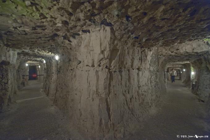 Grottes de Naours, grottes à tout faire