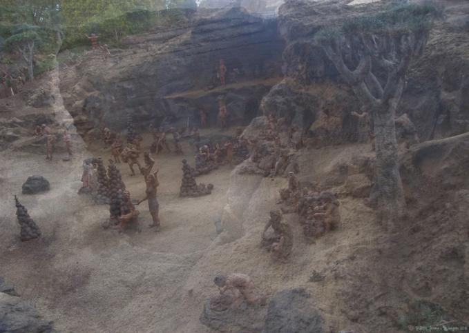 La Cueva Pintada, Grande Canarie