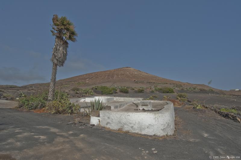 La gestion de l'eau à Lanzarote