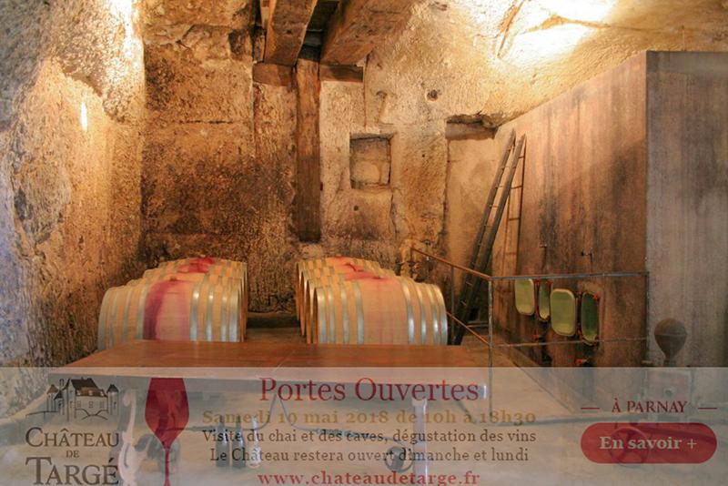 Portes ouvertes au Château de Targé