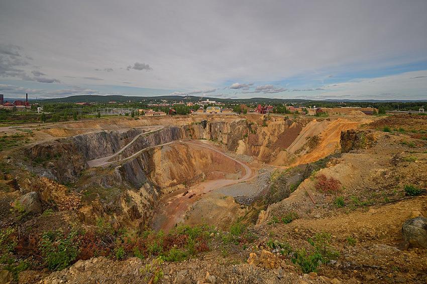 De la littérature souterraine : Les Mines de Falun, un conte d'Hoffmann