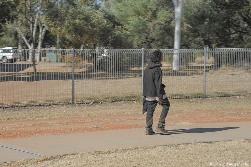 Troglodyte Dundee, les Aborigènes, une culture menacée (1)