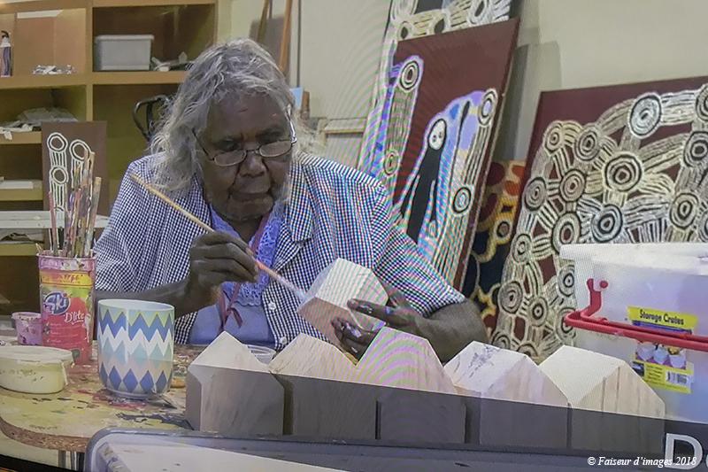 Troglodyte Dundee, les Aborigènes, une culture menacée (2)