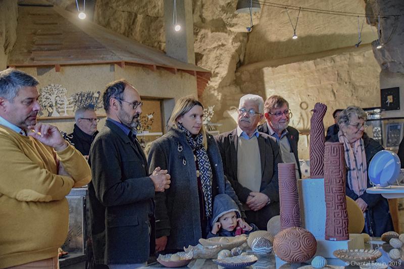 Les Métiers d'Art à Turquant