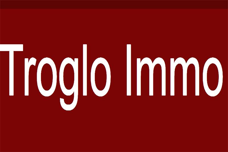 Troglo Immo : troglo à acheter dans un écrin  de verdure!