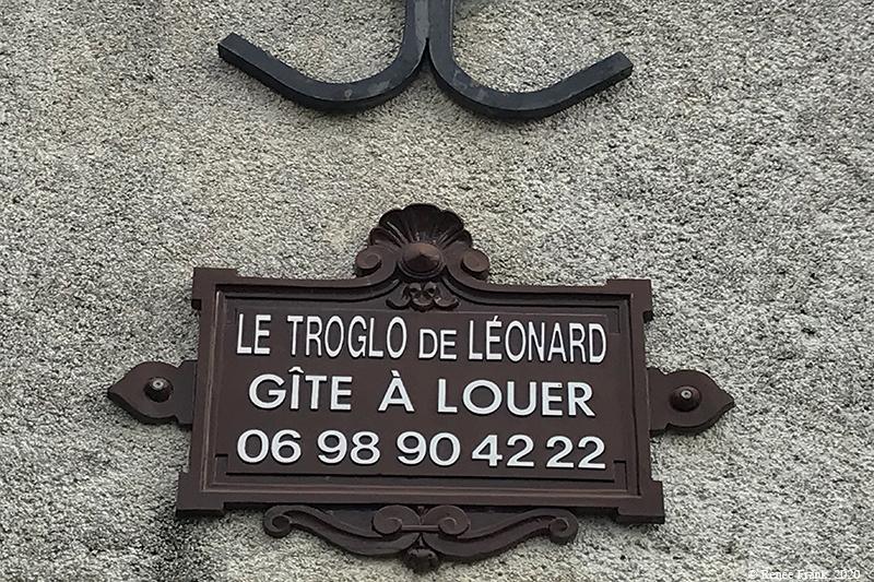 Les troglodytes d'Amboise