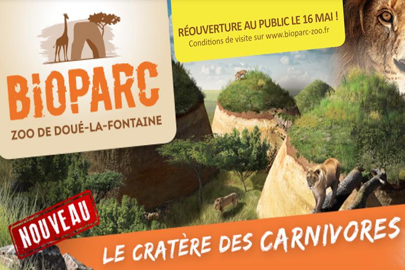 Allo, Hello troglos : le Bioparc