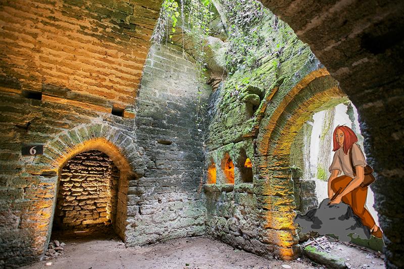 Les journées européennes de l'archéologie à Doué