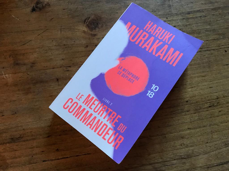 De la littérature souterraine : Le meurtre du commandeur, de Haruki Murakami