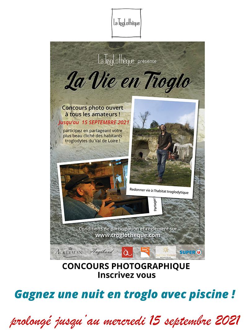 Concours photo : la vie en troglo