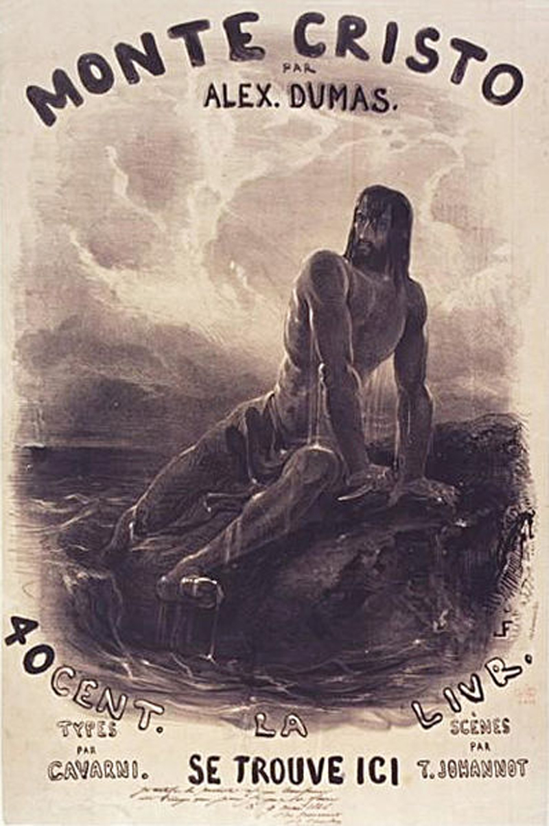 De la littérature souterraine : Le Comte de Monte Cristo (2)